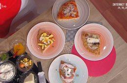 pizza ai 4 funghi di Marco Rufini