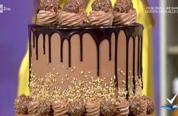 torta peccato di gola di Alessandro Capotosti