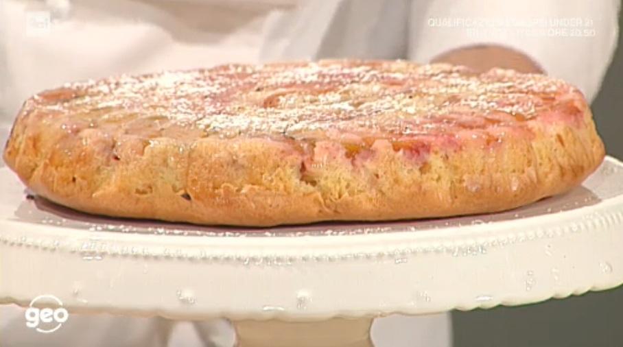 torta alle prugne con olio di Stefania Grandinetti