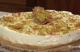 torta al cannolo siciliano