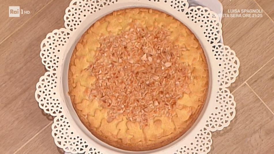 crostata ripiena di torta di Natalia Cattelani