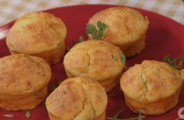 muffins alle erbe