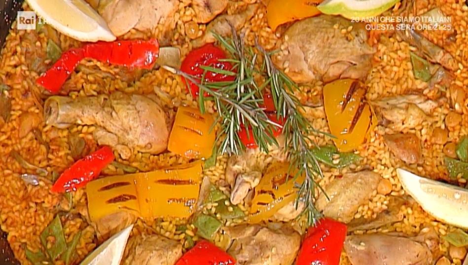 paella valenciana di David Povedilla