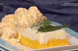 pollo allo yogurt con riso al forno di Sergio Barzetti