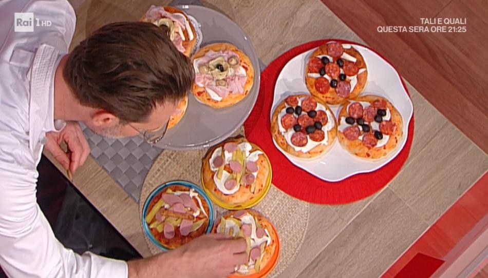 pizzette per tutti i gusti