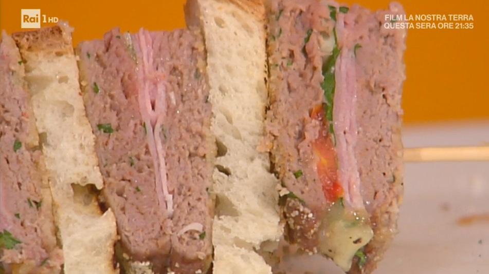 sandwich di carne di Daniele Persegani