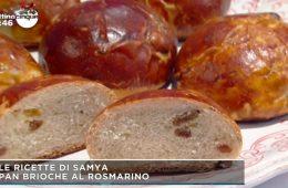 pan brioche al rosmarino