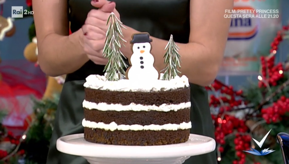 gingerbread cake di Francesco Saccomandi