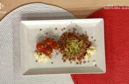 tortini di lenticchie
