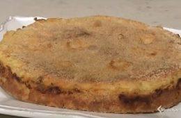 gateau di patate ripieno di ragù
