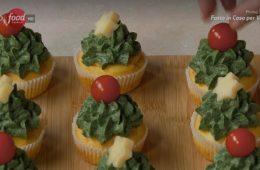 muffin salati ad alberello di Benedetta Rossi