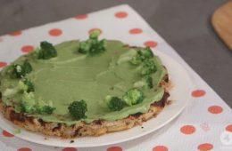 cheesecake al parmigiano