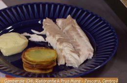 spigola al sale con tortini di patate di Anna Moroni
