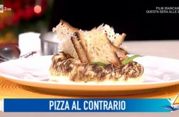 pizza al contrario di Rosanna Marziale