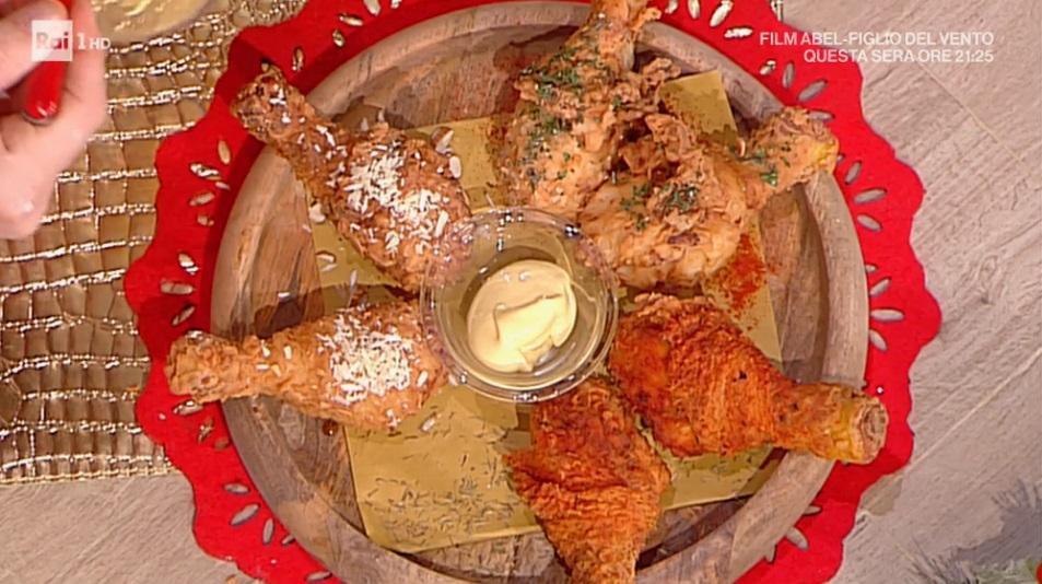 coscette di pollo speziate e fritte di Diego Bongiovanni
