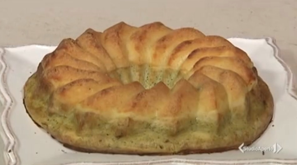 sformato bicolore broccoli e patate
