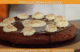 torta con crema di nocciole di Anna Moroni