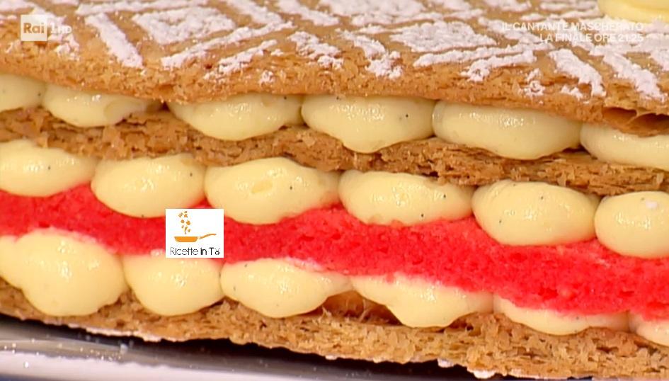 torta diplomatica di Sal De Riso
