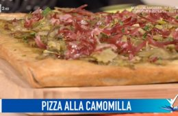 pizza alla camomilla di Paolo Amato