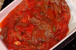 carne alla pizzaiola di Angelica Sepe