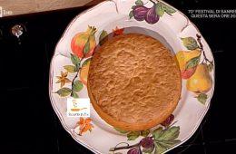 torta carote e mandorle di Alessandra Spisni