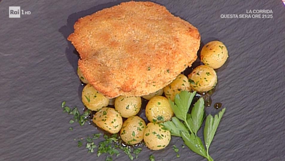 cordon bleu con patate nocciola