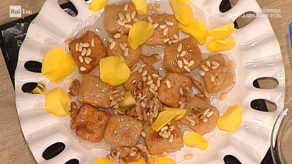 dulcis in fundo (dolcetti al miele) di Luisanna Messeri
