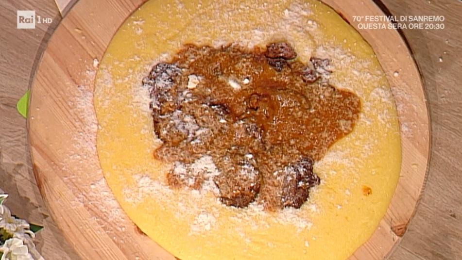 guancialini brasati con polenta di Daniele Persegani