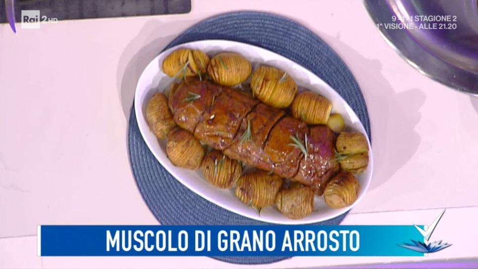 muscolo di grano arrosto di Chiara Canzian