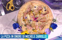 pizza una rosa blu di Gianfranco Iervolino
