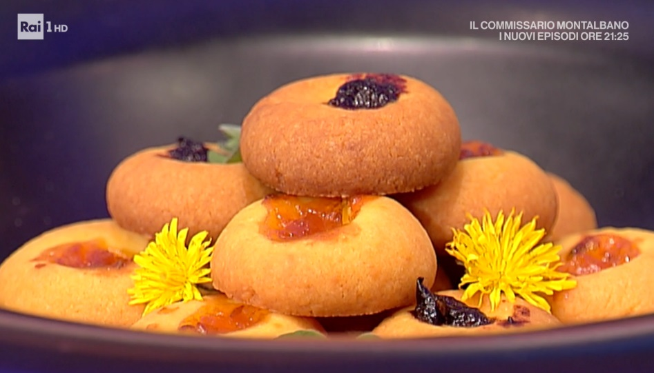 biscotti da tè ovis mollis di Cinzia Fumagalli