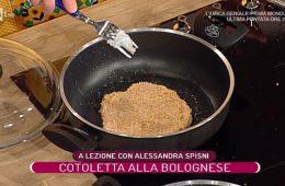 cotoletta alla bolognese di Alessandra Spisni