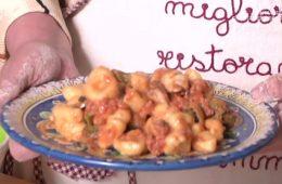 gnocchi di patate con sugo di salsiccia di Alessandra Spisni