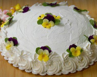 torta primavera al limone