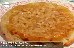 tarte tatin di mele e mandorle di Samya