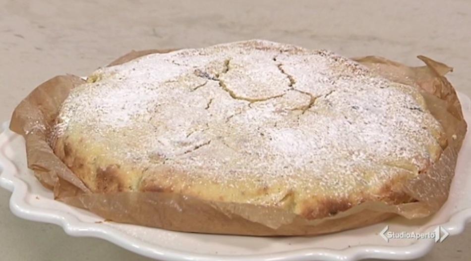 torta con polenta avanzata