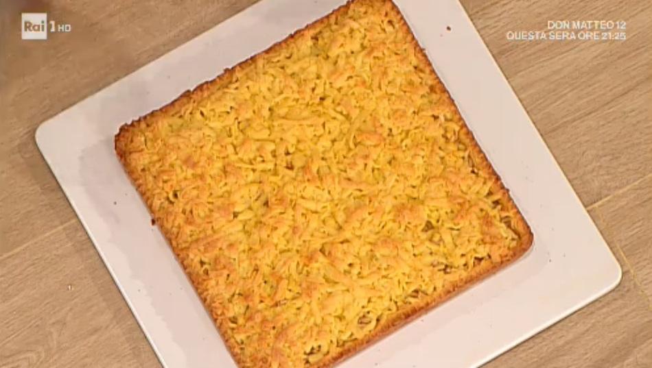 torta di mele grattugiate di Natalia Cattelani