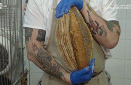 pane fatto in casa con lievito naturale di Gabriele Bonci
