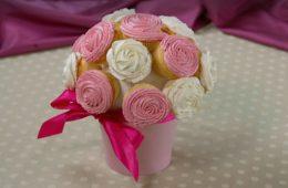bouquet di cupcake