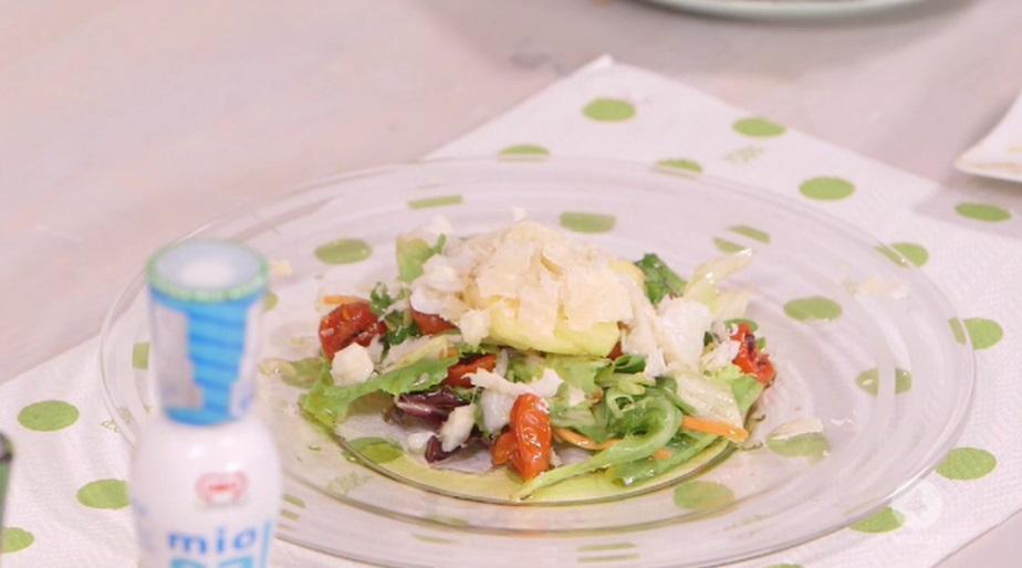 insalata di baccalà