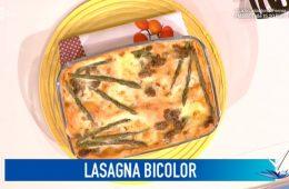 lasagna bicolor