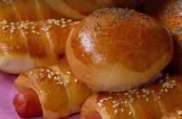 rustici di pan brioche