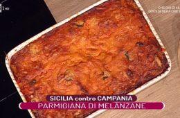 parmigiana campana di Angelica Sepe