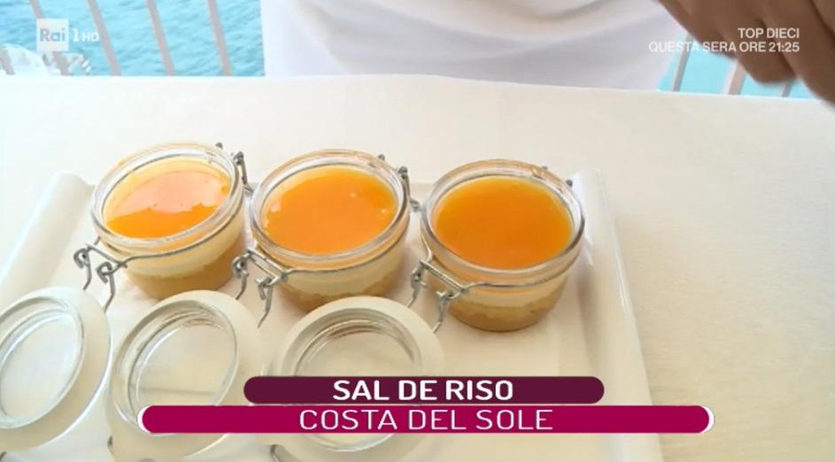dolce costa del sole di Sal De Riso