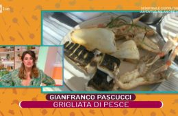 grigliata di pesce di Gianfranco Pascucci