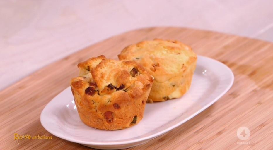 muffin allo speck