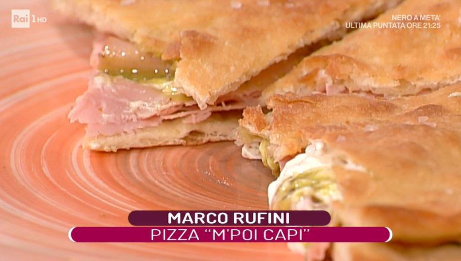 pizza m'poi capì di Marco Rufini