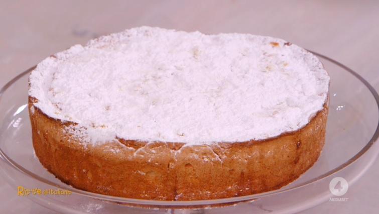 torta paradiso di Anna Moroni