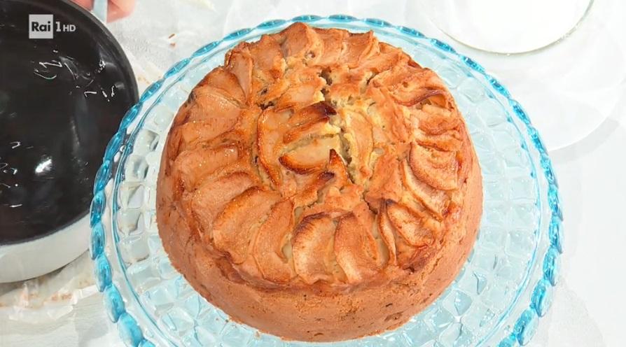 torta con birra e mele di Zia Cri