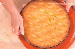 crostata carote e limone di Zia Cri